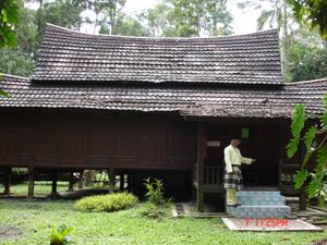 Rumah Negeri Sembilan Taman Botani Negara Shah Alam